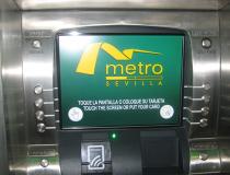 Metro de Séville